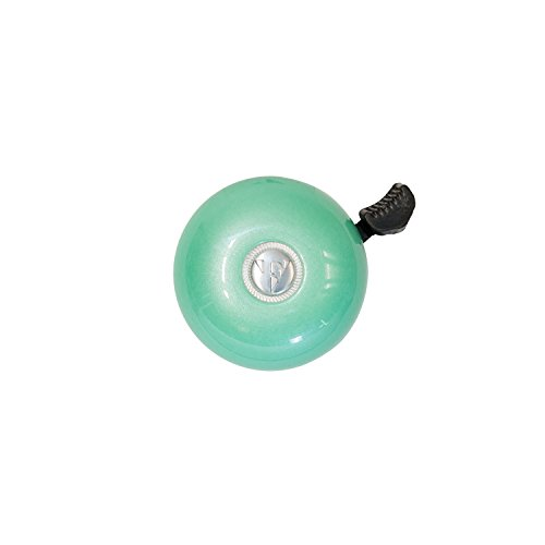 Firmstrong Classic Beach Cruiser Bicycle Bell, Mint Green