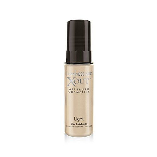 Luminess Air Airbrush X-Out Concealer, Light