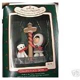 1988 Frosty Friends #9 Hallmark Keepsake Ornament