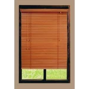 Home decorators collection golden oak basswood blind 2 in for Amazon home decorators collection