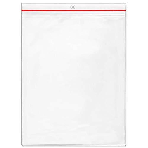 StoreSMART - Zip Pocket - Non-Adhesive - 9 1/4