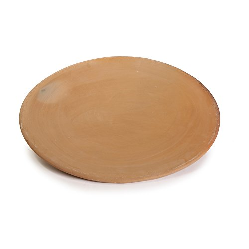 (Ancient Cookware Mexican Clay Comal, Large)