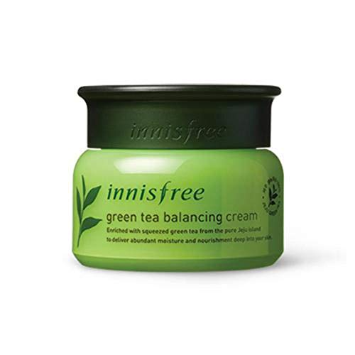 Innisfree Green Tea Balancing Cream 1 69 oz 50 ml