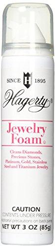- W. J. Hagerty Jewelry Foam Aerosol, 3-Ounce