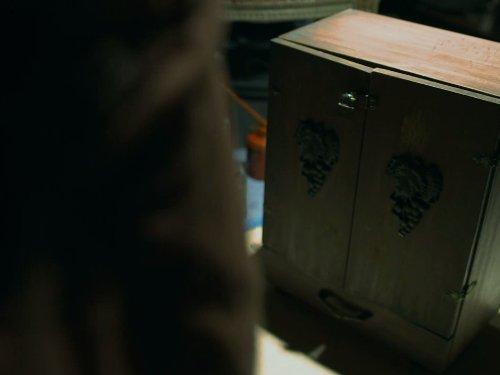 University Keepsake Box - The Dybbuk Box