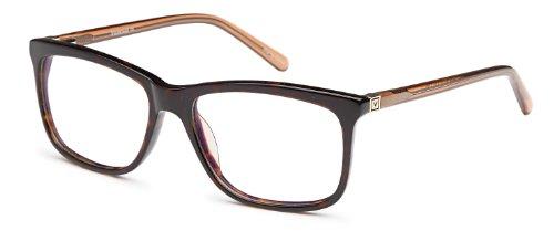Womens Large Wayafarer Prescription Eyeglasses Rxable 54-16-142 in Tortioise