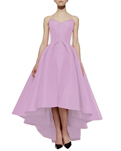 Satin Evening Skirt Aurora Pleated Lilac Dresses Dovetail Bridal 2016 qTYxxHEZ