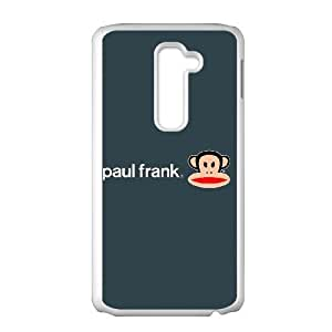 LG G2 phone cases White Paul Frank fashion cell phone cases LIYT2262925