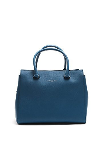 lancaster-paris-womens-52186bluepaon-blue-leather-handbag