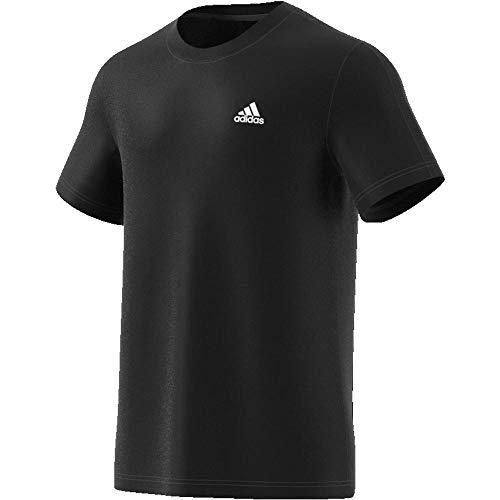 Noir Homme blanc Base Essentials T Shirt Adidas qOwxZB0XZ