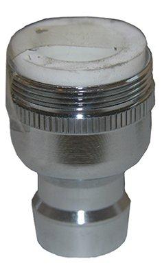 Larsen Supply 09-1931NL Dual-Thread Snap Nipple With Aerator