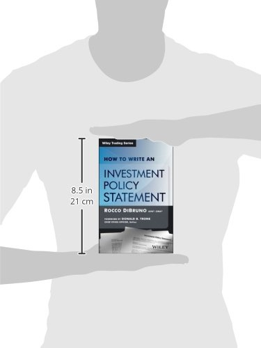 How To Write An Investment Policy Statement: Rocco Dibruno