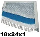 18x24x1 Electrostatic Washable Permanent A/C Furnace Air Filter