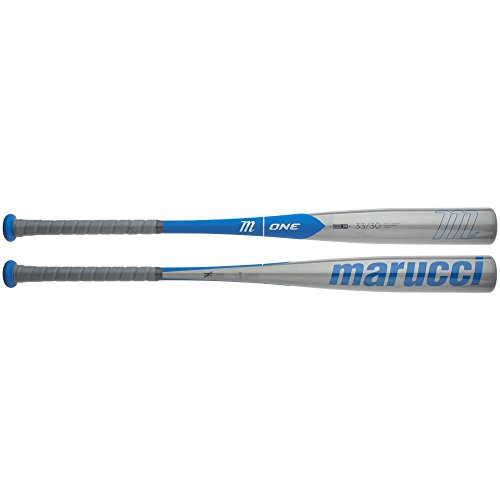 Marucci 2014 One BBCOR 33/30-Inch Baseball Bat, Red, 30-Ounce