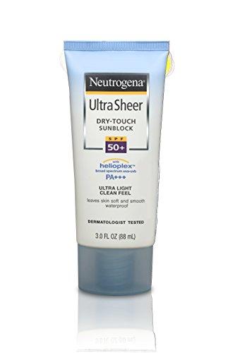 Neutrogena Ultra Sheer Drytouch Sunblock SPF 50+, 88 ml