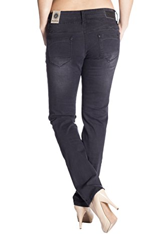 Donna Jeans Attillata Monkey Basic Blue Nero IxR5qwnEw