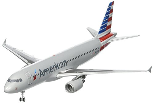 A320 Model (Gemini200 American Airlines A320-200 N117UW 1:200 Scale Diecast Model Airplane)