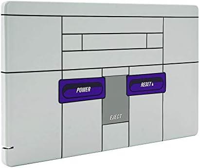 eXtremeRate Protector para Dock de Nintendo Switch Dock Cover Carcasa Accesorios Funda Dock Placa Personalizada Shell de Reemplazo Case para Nintendo Switch Dock-No Incluye Dock(Clásico SNES): Amazon.es: Electrónica