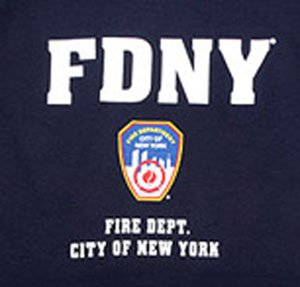 be21e9ea FDNY Shirt T-Shirt Authentic Clothing Apparel Officially Licensed  Merchandise by The New York City