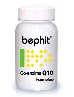 CO-ENZIMA Q10 + BIOFLAVONOIDES BEPHIT - 30 cápsulas 470 mg ...