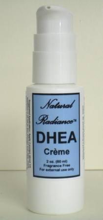DHEA et sans parfum Sans paraben -