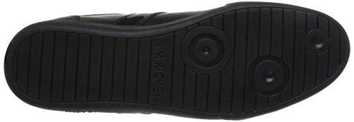 Jim Rickey Walcott - Zapatillas para hombre Full Black