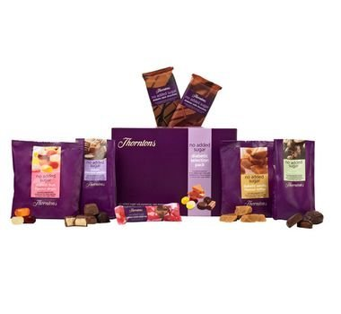 Thorntons Diabetic Bumper Selection Box