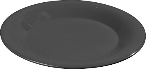 Carlisle 4301203 Durus Wide Rim Melamine Dinner Plate, 9
