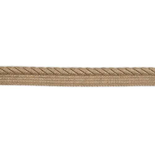 Sunbrella 3/8'' Twist Cord-Edge #07313-4672 Fabric, Wren, Fabric By The Yard
