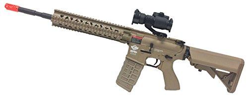 G&G CM-16 R8 L Tan (Airsoft Gun)