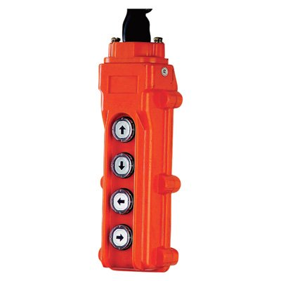 JET PBC-420C SS 4 Button Control Pendant with 20-Feet Lift