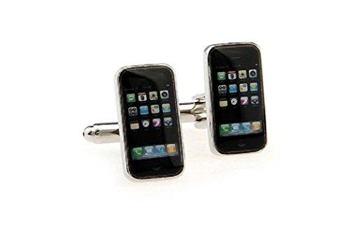 mrcuff-smart-phone-pair-cufflinks-in-a-presentation-gift-box-polishing-cloth