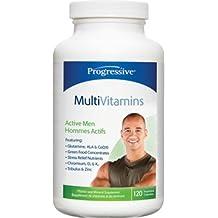 Multivitamins For Active Men - 120 Capsules