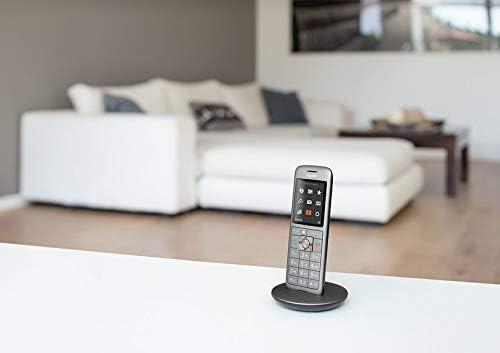 Gigaset CL660 Duo Analog/DECT telephone Identificador de llamadas Gris: Amazon.es: Electrónica