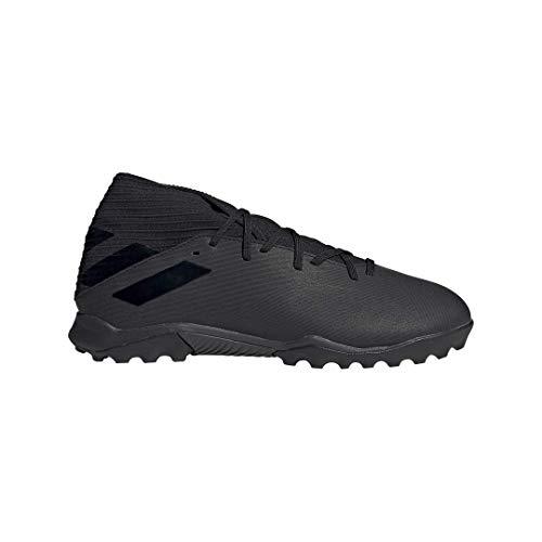 adidas Men's Nemeziz 19.3 Turf Soccer Shoe, Utility Black, 8.5 M US