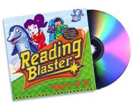 READING BLASTER 4-6 - Reading Knowledge Blaster Adventure