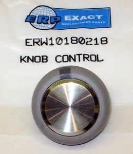 Whirlpool Part Number W10180218: KNOB