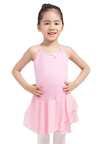 Dancina Girls Leotards for Halloween Costumes 8 Pink for $<!--$13.98-->