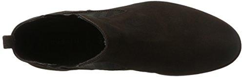 Bugatti 311143213500, Botas Chelsea para Hombre, Negro Marrón (Dark Brown)