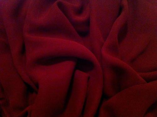 Chiffon 100% Silk Sheer - 4