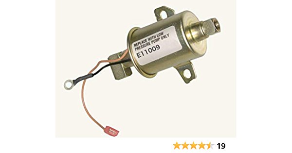 Fuel Pump For Cummins Onan RV Generator//Replaces Part Numbers A047N923 A029F891 149-2331-02 E11009