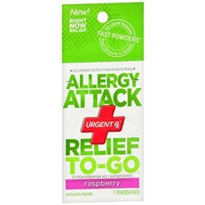 ALLERGY RELIEF TO-GO by URGENTRX MfrPartNo URX-140-01