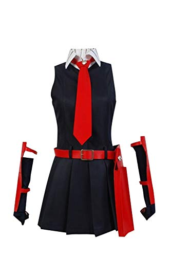 RCOS Akame ga KILL! Night Raid Akame Cosplay Dress Costume Female S (Akame Ga Kill Mine)