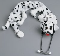 1206963 PT# 100066 Cover PediaPals Dalmation DesignFOR Standard Size Stethoscope Ea Made by Pedia Pals LLC ()