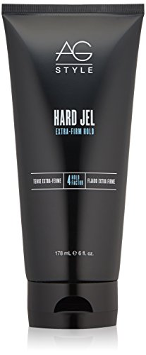 AG Hair Style Hard Jel Extra-Firm Hold, 6 Fl Oz
