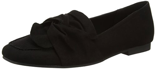 New Negro knot Para Look Zapatillas black 2 Mujer Knotty ptwpqW0r