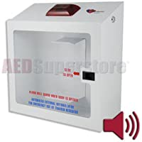 Cabinet COMPACT Standard Alarm & Strobe (Surface Mount) - RC5300W