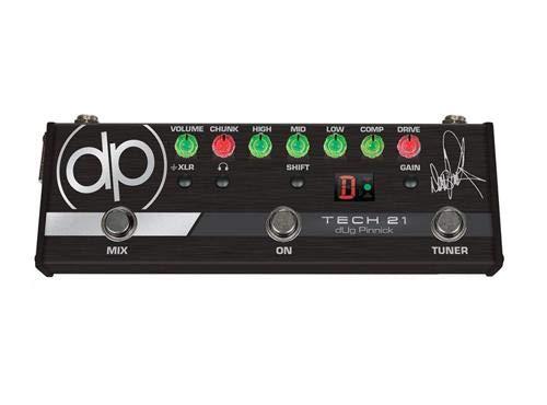 Tech 21 SansAmp dUg Pinnick DP-3X Signature Pedal from tech21