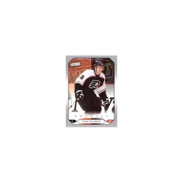 2005 06 Upper Deck Victory #271 Mike Richards RC