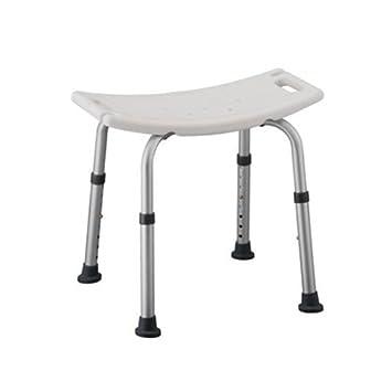 Amazon.com: Nova Shower Chair w/o Back 9010: Health & Personal Care